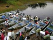 Paraiso da pesca _ Canoa de pesca