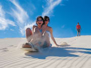 Lancelin Sand Dunes Adventure