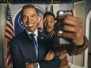 USA_New York_Madame Tussauds Barack Obama