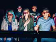 USA_New York_Madame Tussauds Marvel 4D Experience