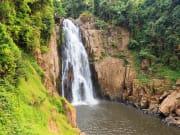 Haew Narok Waterfall in Khao Yai National Park
