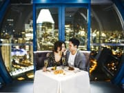 Singapore Flyer Sky Dining Couple 02_hi-res