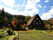 秋の白川郷(10月頃) お客様写真:神奈川県在住・PN:ジュン (2)