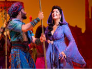 USA_New York_Aladdin_Broadway Musical