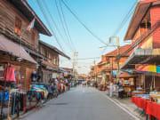 thailand chiang khan walking street