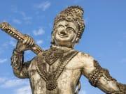 Thailand Sala Keoku Sala Kaew Ku Sculpture