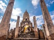 Thailand Sukhothai Si Satchanalai Historical Park