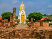 Thailand Wat Phra Si Mahathat