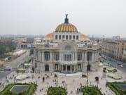 Mexico_Mexico City_Palacio de Bellas Artes