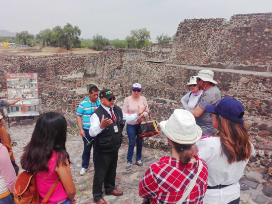Mexico City_Teotihuacan Pyramids_Day Tour