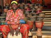 GOLD Restaurant_Drumming
