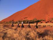 Australia, Uluru, Segway Tours