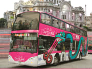 Mexico_Double Decker Bus_Tour