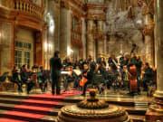Mozart, Requiem, Concertv