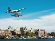 Canada_Victoria Inner Harbour_Seaplane