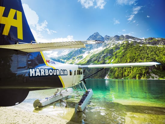 Canada_Vancouver_Alpine Lake Seaplane Tour