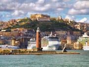 Italy, Naples, Naples Port