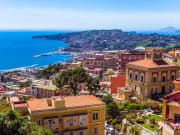 Italy, Naples, Old Town