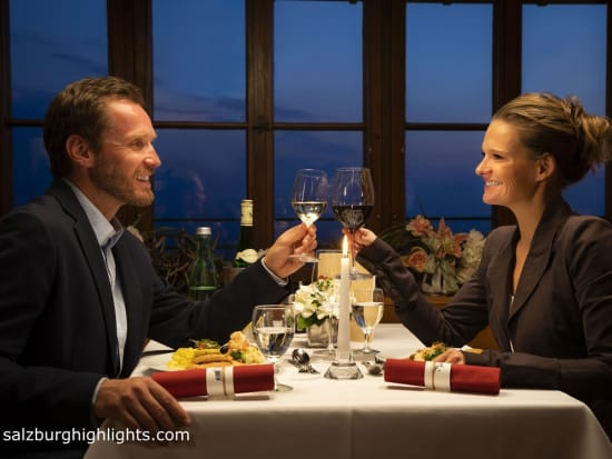 Dinner & Konzert Restaurant 3 Promotion