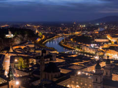 Austria, Salzburg, Mozart Concert