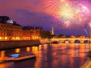 Paris, New Year, Fireworks, Dinner Cruise