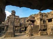 Asia_India_Ellora_Kailas temple_shutterstock_534449392