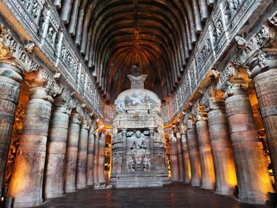 Asia_India_Ajanta_Caves_shutterstock_257706673