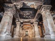 Asia_India_Ellora caves_shutterstock_247413370