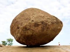 Krishna's Butter Ball-1(クリシュナのバターボール1)