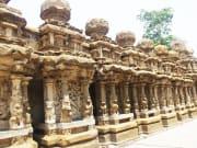 Kailasanathar Temple-13(カイラーサナータル寺院5)