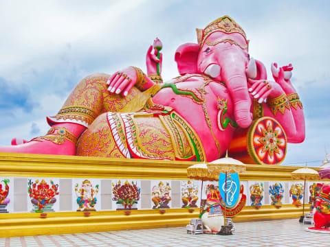 フォトジェニック/パワースポット (バンコク市内観光) | バンコクの観光・オプショナルツアー専門 VELTRA(ベルトラ)