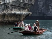 Visit-fishing-village-by-row-boat