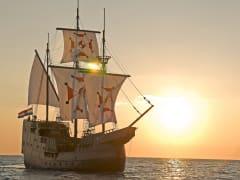 Dubrovnik, Ship, Sunset cruise