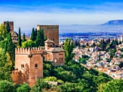 Spain, Granada, Alhambra