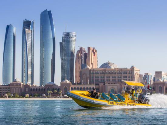 TYB Corniche Tour - Emirates Palace