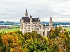 germany_munich_Neuschwanstein Castle tour