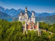 Neushwanstein Castle from Munich