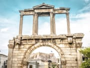 Greece_Athens_Hadrian's Arch_shutterstock_11209316