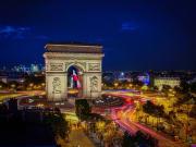 place de la concorde, arc de triomphe, paris - unsplash