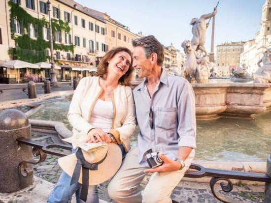 Italy, Rome, Walking Tour