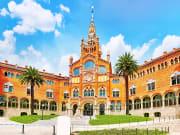 spain_barcelona-hospitalsantpau_shutterstock_233060920