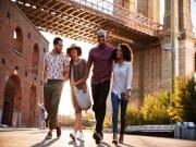 usa_new york_brooklyn bridge_guided group tour