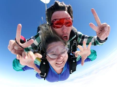 スカイダイビング | 観光・オプショナルツアー専門 VELTRA(ベルトラ)