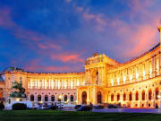 Vienna Hofburg, imperial palace