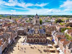 Netherlands, Delft