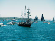 Sydney Boxing Day Tall Ship Cruise
