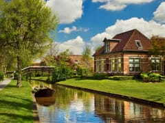 giethoorn tour from amsterdam