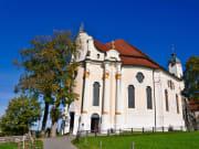 Germany, Steingaden, Church of Wies