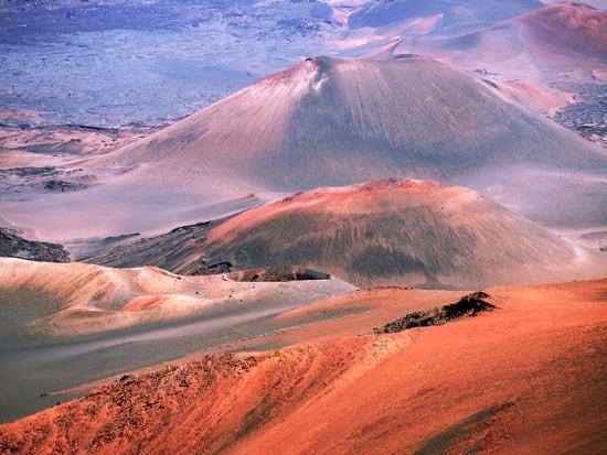 Crater Cinder Cone