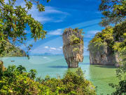 Phang Nga Bay & Koh Khai Nai Bond Island